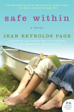 Book Safe Within: A Novel by Jean Reynolds Page