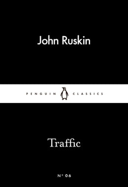 Book Traffic by John Ruskin