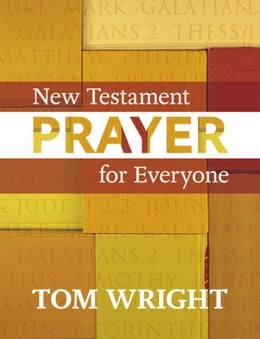 Book New Testament Prayer for Everyone by Tom Wright
