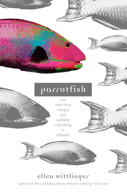 Book Parrotfish by Ellen Wittlinger