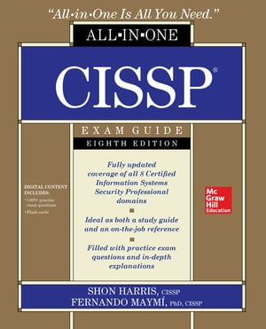 CISSP All-in-One Exam Guide, Eighth Edition by Shon Harris