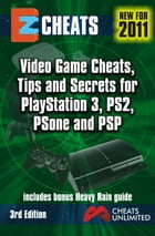 PlayStation: Video game cheats tips and secrets for playstation 3 , PS2 , PSone , and PSP by The Cheat Mistress