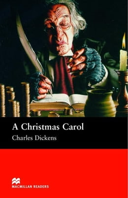 Book A Christmas Carol: Elementary ELT/ESL Graded Reader by Dickens, Charles