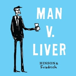 Book Man v. Liver by Neil Hinson