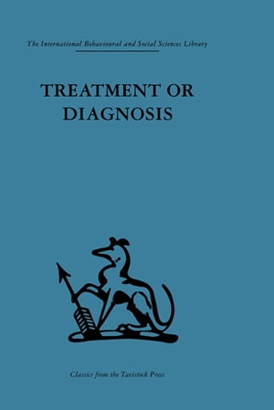 Treatment or Diagnosis A study of repeat prescriptions in general practice