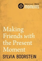 Making Friends with the Present Moment by Sylvia Boorstein