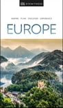 DK Eyewitness Europe Cover Image