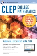 CLEP College Mathematics with Online Practice Exams