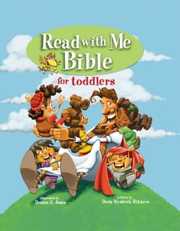 Book Read with Me Bible for Toddlers by Dennis Jones
