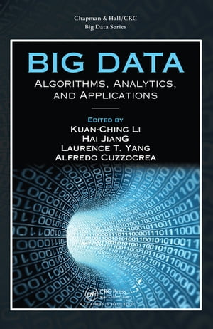Big Data Algorithms,  Analytics,  and Applications