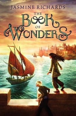 Book The Book of Wonders by Jasmine Richards