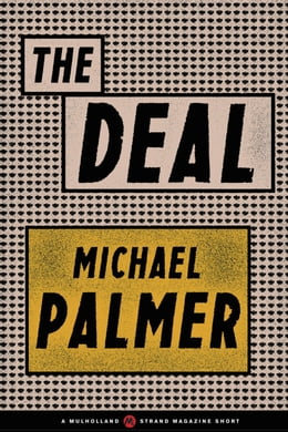 Book The Deal by Michael Palmer