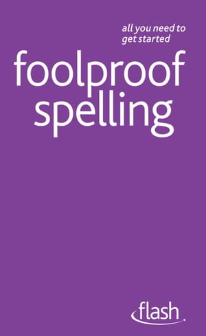 Foolproof Spelling: Flash