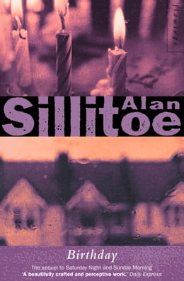Book Birthday by Alan Sillitoe
