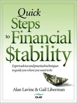 Book Quick Steps to Financial Stability by Alan Lavine