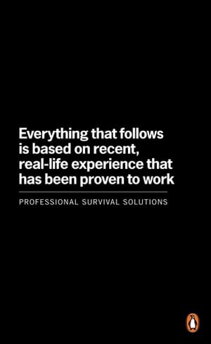 Everything that follows is based on recent,  real-life experience that has been proven to work