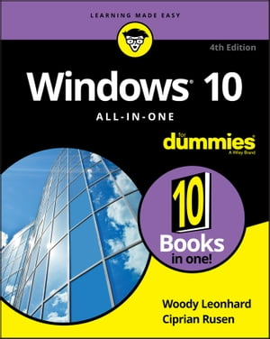 Windows 10 All-in-One For Dummies de Woody Leonhard