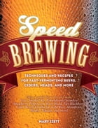 Speed Brewing Cover Image