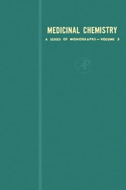 Book Molecular Pharmacology V3: The Model of Action of Biology Active Compounds by Ariens, E.J.