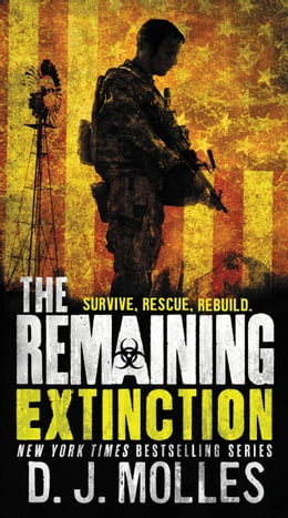 Book The Remaining: Extinction by D. J. Molles