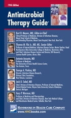 Antimicrobial Therapy Guide®, 19th edition