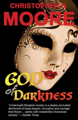 Book God of Darkness by Christopher G. Moore
