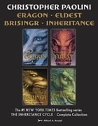 The Inheritance Cycle Complete Collection: Eragon, Eldest, Brisingr, Inheritance by Christopher Paolini