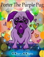 Porter The Purple Pug by Erin Conn