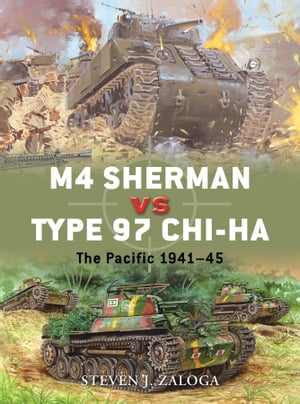 M4 Sherman vs Type 97 Chi-Ha The Pacific 1945