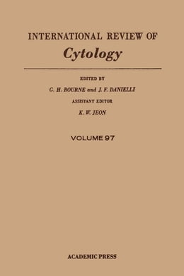 Book INTERNATIONAL REVIEW OF CYTOLOGY V97 by Bourne, G.H.