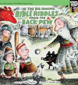 Book In the Big Inning… Bible Riddles from the Back Pew by Mike Thaler