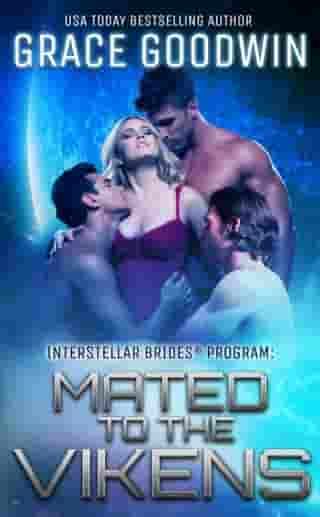 Mated To The Vikens by Grace Goodwin