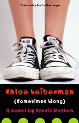 Book Chloe Leiberman (Sometimes Wong) by Carrie Rosten
