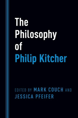 Book The Philosophy of Philip Kitcher by Mark Couch