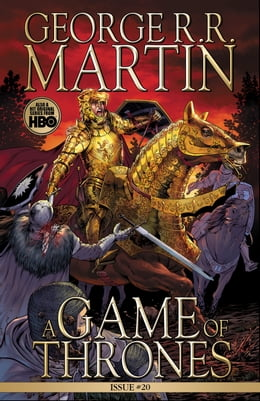 Book A Game of Thrones: Comic Book, Issue 20 by George R. R. Martin