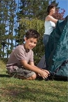 Planning a Family Camping Trip by Sheila Brown