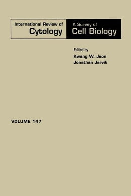 Book INTERNATIONAL REVIEW OF CYTOLOGY V147 by Jeon, Kwang W.