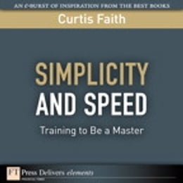 Book Simplicity and Speed by Curtis Faith