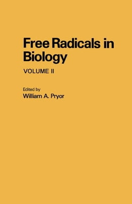 Book Free Radicals in Biology V2 by Pryor, William