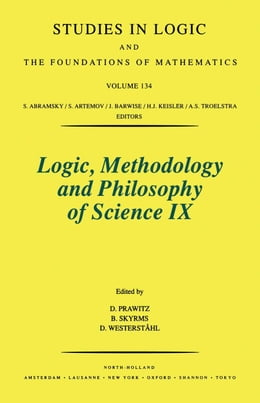 Book Logic, Methodology and Philosophy of Science IX by Prawitz, D.