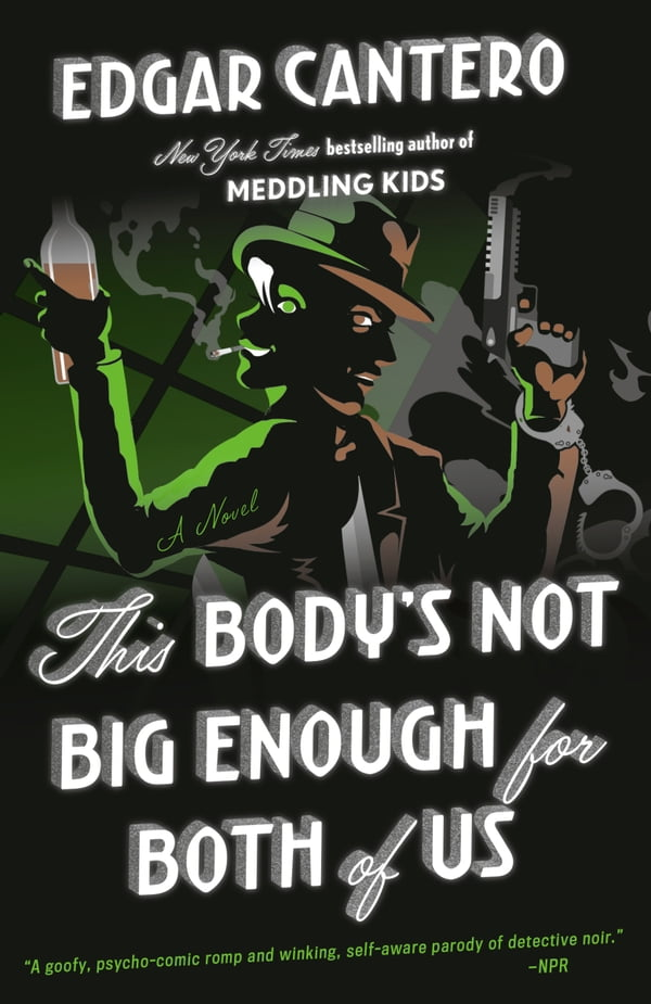 This Body's Not Big Enough for Both of Us (Kobo eBook) | Mclean and
