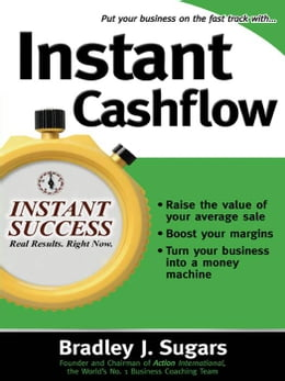 Book Instant Cashflow by Sugars, Bradley