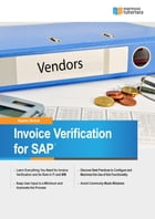 Invoice Verification for SAP by Stephen Birchall