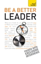 Be A Better Leader: An inspiring, practical guide to becoming a successful leader by Catherine Doherty