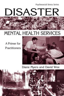 Book Disaster Mental Health Services by Myers, Diane