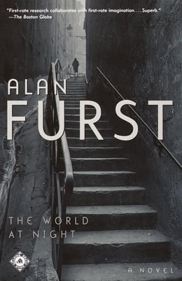 Book The World at Night: A Novel by Alan Furst