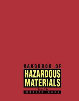 Book Handbook of Hazardous Materials by Morton Corn
