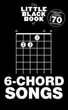 The Little Black Book of 6-Chord Songs by Wise Publications