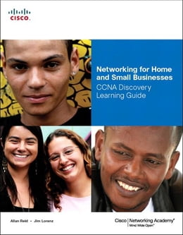 Book Networking for Home and Small Businesses, CCNA Discovery Learning Guide by Allan Reid