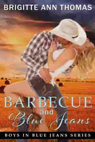 Barbecue and Blue Jeans by Brigitte Ann Thomas